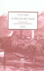 Petit Livre Des Conseils (Le) - Intérieur - Format classique