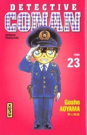 Detective Conan T23 - Intérieur - Format classique