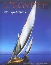 L'egypte en question - Intérieur - Format classique