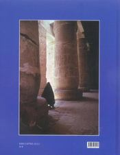 L'egypte en question - 4ème de couverture - Format classique