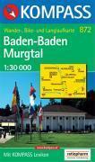 Baden-Baden ; Murgtal - Couverture - Format classique