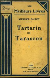 Tartarin De Tarascon. Tome 1. Collection : Les Meilleurs Livres N° 62. - Couverture - Format classique