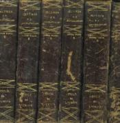 Memoires D'Outre-Tombe En 6 Tomes. - Couverture - Format classique
