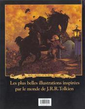 Le royaume de Tolkien t.1 - 4ème de couverture - Format classique