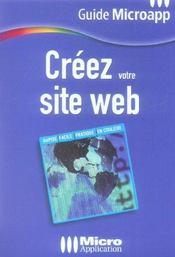 Creez votre site web - Intérieur - Format classique