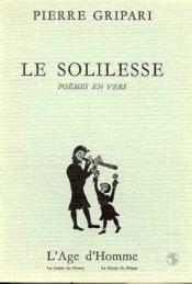 Le Solilesse - Couverture - Format classique