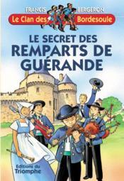 Le secret des remparts de Guérande - Couverture - Format classique