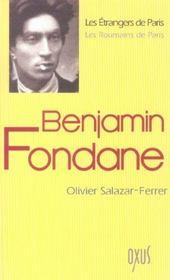 Benjamin Fondane - Intérieur - Format classique