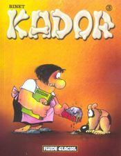 Kador t.3 - Intérieur - Format classique
