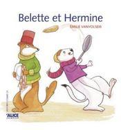 Belette Et Hermine - Intérieur - Format classique