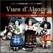 Vues d'Alsace 1880-1930 - Couverture - Format classique