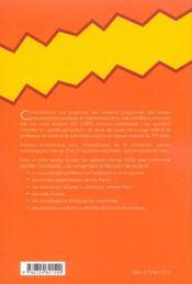Les Mutations De L'Economie Mondiale Du Debut Du 20e Siecle Aux Annees 1970 - 4ème de couverture - Format classique