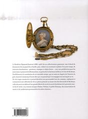Raymond Jeanvrot, une passion royaliste - 4ème de couverture - Format classique