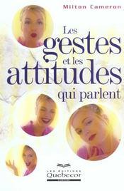 Les Gestes Et Les Attitudes Qui Parlent - Intérieur - Format classique