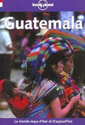 Guatemala ; 3e Edition - Intérieur - Format classique