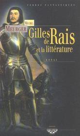 Gilles de Rais et la littérature - Intérieur - Format classique