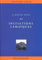 Initiations Lamaiques - Intérieur - Format classique