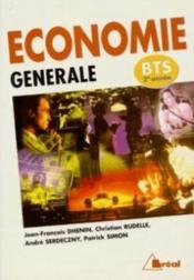 Economie generale deuxieme annee - Couverture - Format classique