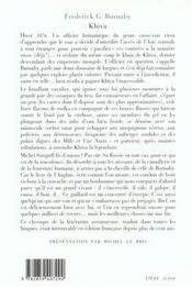 Khiva Au Galop Vers Les Cites Interdites D Asie Centrale - 4ème de couverture - Format classique