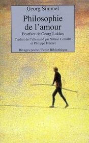 Philosophie De L'Amour - Rp N 55 - Intérieur - Format classique