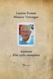 Itinéraire d'un cyclo exemplaire - Couverture - Format classique