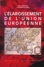 L'élargissement de l'Union Européenne - Intérieur - Format classique