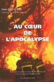 Au C Ur De L Apocalypse - Couverture - Format classique
