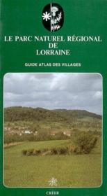 Parc naturel régional de Lorraine - Couverture - Format classique