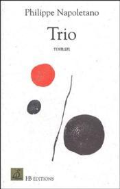 Trio - Couverture - Format classique