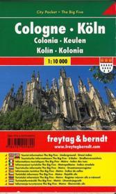 Cologne ; Koln - Couverture - Format classique