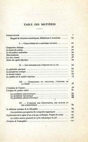 L'origine photochimique de la vie - Intérieur - Format classique
