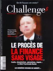 Challenges N°292 du 15/03/2012 - Couverture - Format classique