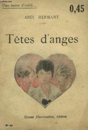 Tetes D'Anges. Collection : Une Heure D'Oubli N° 10 - Couverture - Format classique