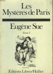 Les Mysteres De Paris. Tome 3 - Couverture - Format classique