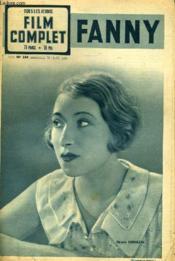 Tous Les Jeudis - Film Complet N° 260 - Fanny - Couverture - Format classique