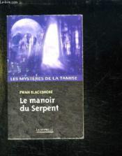 Le Manoir Du Serpent - Couverture - Format classique