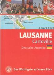 Lausanne Edition Allemande - Couverture - Format classique