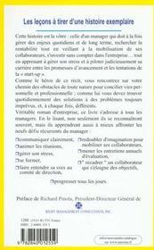 9 Defis Du Manager 2ed - 4ème de couverture - Format classique