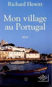Mon Village Au Portugal - Couverture - Format classique