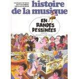 Histoire De La Musique En Bandes Dessinees --- Formation Musicale - Couverture - Format classique