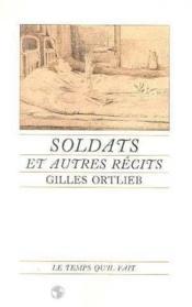Soldats - Couverture - Format classique
