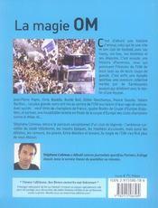La magie om - 4ème de couverture - Format classique