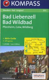 Bad liebenzell ; bad wildbad - Couverture - Format classique