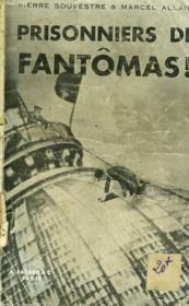 Prisonniers De Fantomas ! - Couverture - Format classique