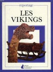 Les Vikings. Editions Du Chat Perche. - Couverture - Format classique