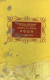 Foch. Collection Flammarion. - Couverture - Format classique