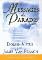 Vente  Messages du paradis ; cartes médium  - Doreen Virtue - James Van Praagh