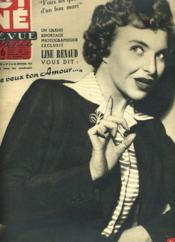 Cine Revue France - 34e Annee - N° 9 - L'Homme Au Million - Couverture - Format classique