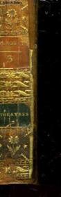 Oeuvres De Demoustier C. A. - Tome 3 - Theatre De C. A. Demoustier
