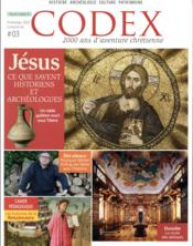 Vente livre :  CODEX N.3  - Collectif - Codex